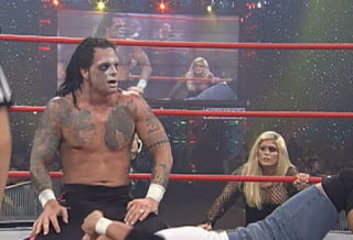 WCW Superbrawl 2000 -  Vampiro battled Billy Kidman (w/ Torrie Wilson)