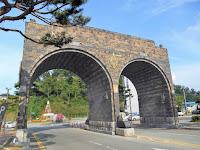 arco di pietra a gongju