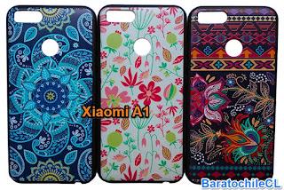 Funda diseño femenino Xiaomi A1