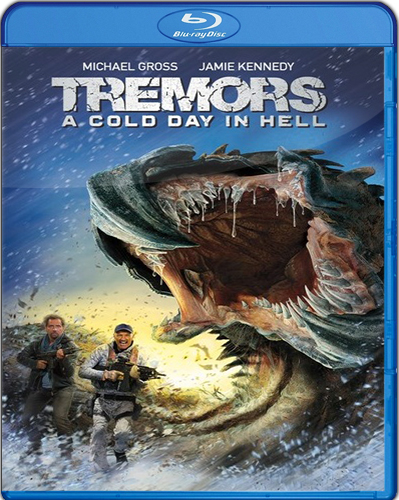 Tremors: A Cold Day in Hell [2018] [BD50] [Latino]
