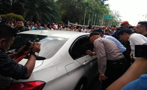 Imbas Persekusi Neno, BEM UNRI Batalkan Kuliah Umum Kabinda Riau