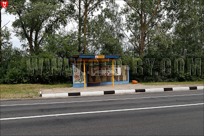 Автобусная остановка 'Корени'