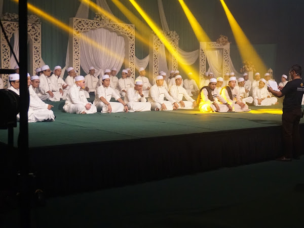 Rakaman Takbir Raya Aidiladha 2016 di IDCC