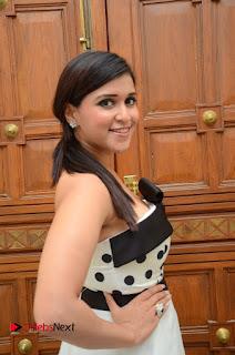 Actress Mannara Chopra Pictures at Jakkanna Audio Launch  0054.JPG