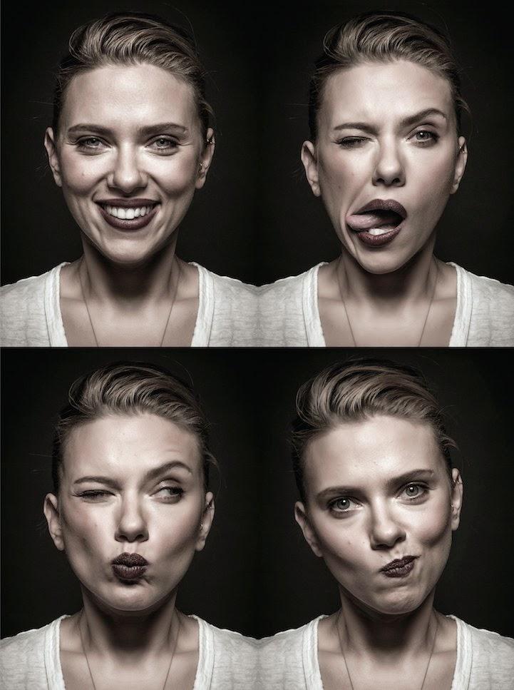 striking celebrity portraits andy gotts