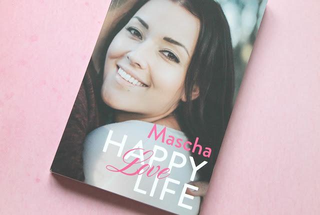 boek happy love life mascha