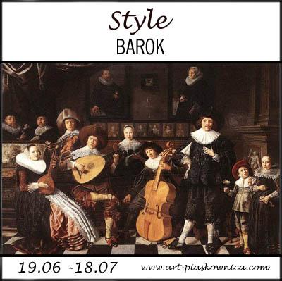 """Wyzwanie """"Barok"""""""