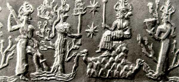 Resultado de imagen de Igigi eran un grupo de dioses de la mitología sumeria