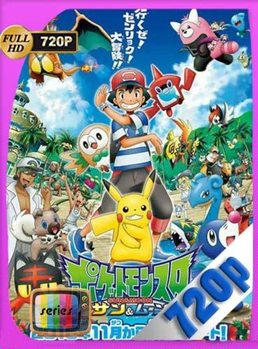 Pokemon Sun &  Moon (2018)[99/??][720P] subtitulada [GoogleDrive] DizonHD
