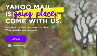 Mira el nuevo correo electronico Yahoo renovado completamente 2017
