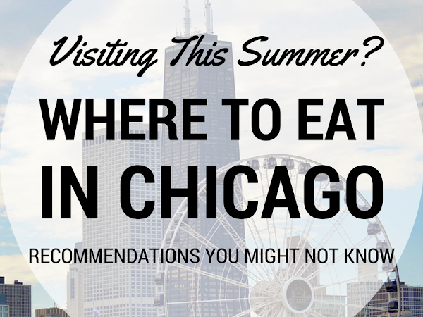 Chicago Restaurant Recommendations