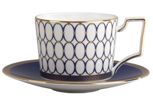 Wedgewood Renaissance Gold Tea Cup