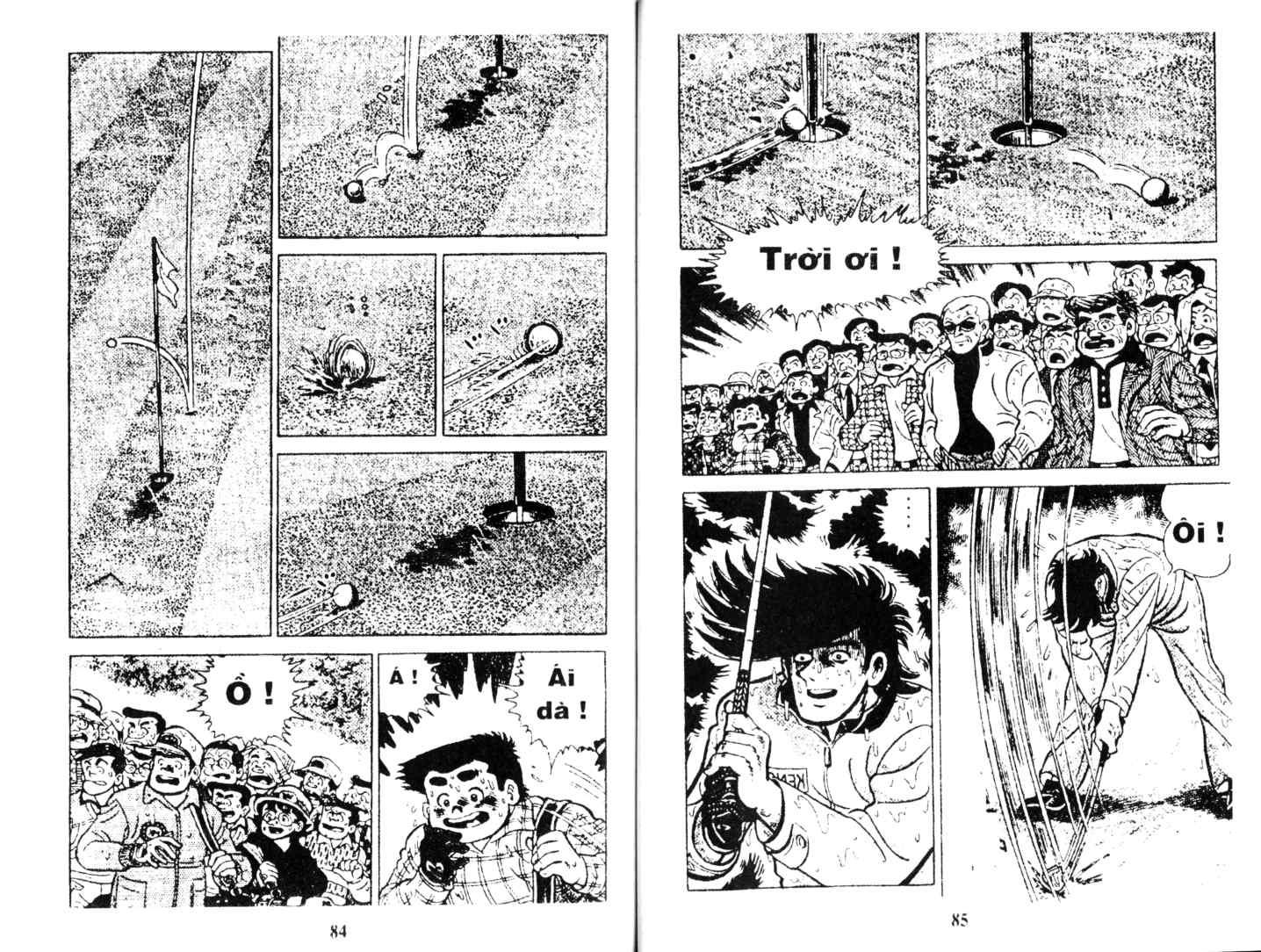 Ashita Tenki ni Naare chapter 9 trang 41
