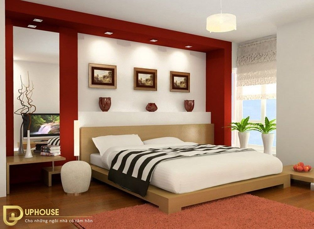Phòng ngủ cho người mệnh Hỏa 11