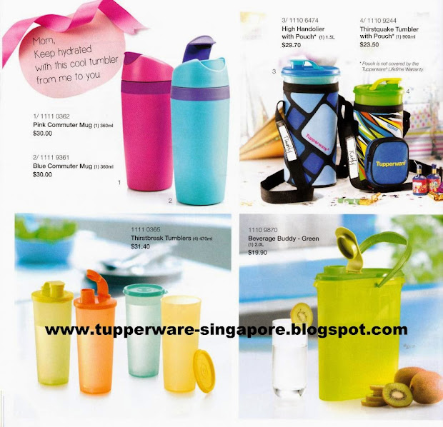 Tupperware In Singapore March 2014