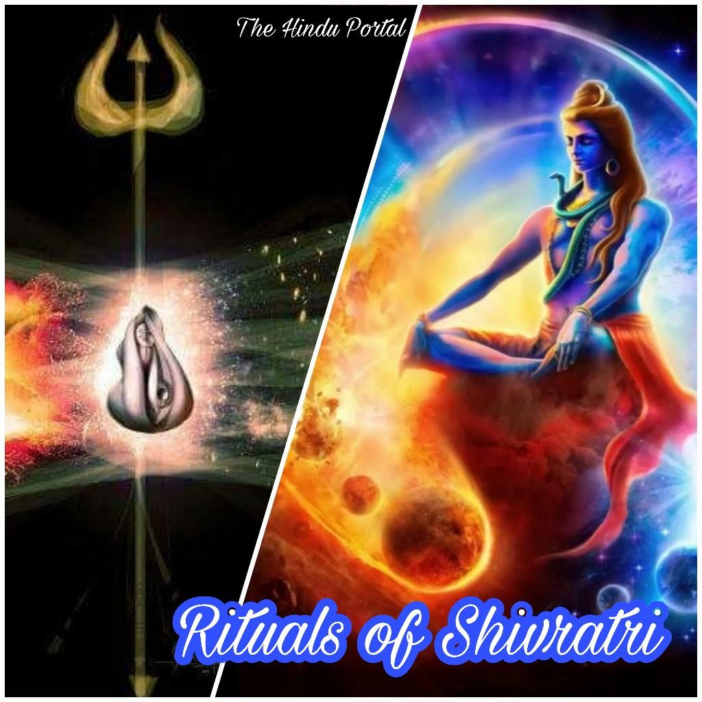 Rituals of Shivratri