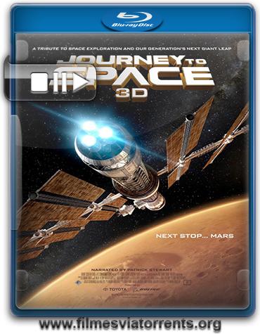 Journey to Space Torrent - BluRay Rip 720p e 1080p Legendado (2015)