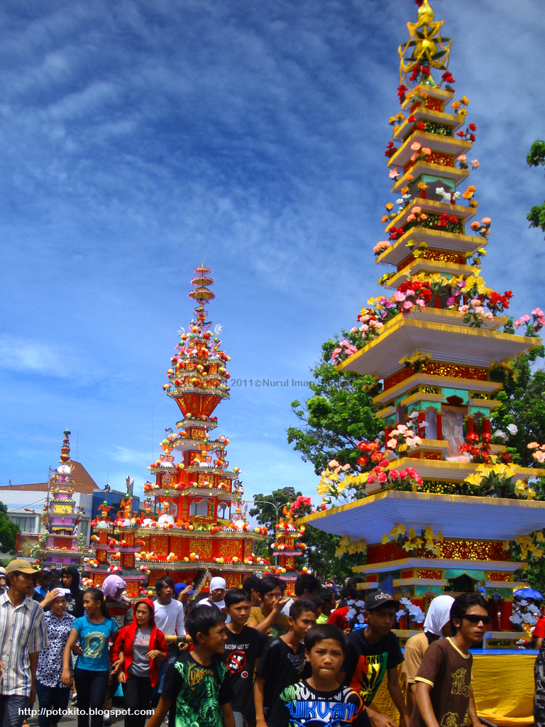 Gallery of Bengkulu  Indonesia Tabot Festival In