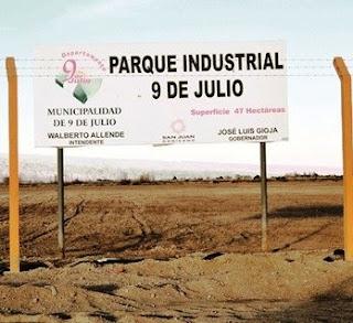 """""""Estuve hablando con el gobernador para que se devolviera a los nuevejulinos el terreno"""", le contó a DIARIO HUARPE Gustavo Núñez. """"Me dio el ok. Ahora estoy esperando la contestación, porque la idea es hacer con la universidad un estudio de suelo"""", agregó."""
