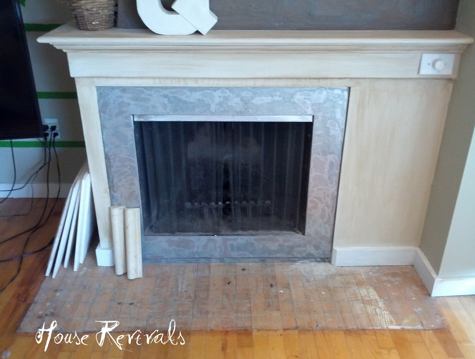 Tiled Fireplace Hearth Ideas | Tile Design Ideas
