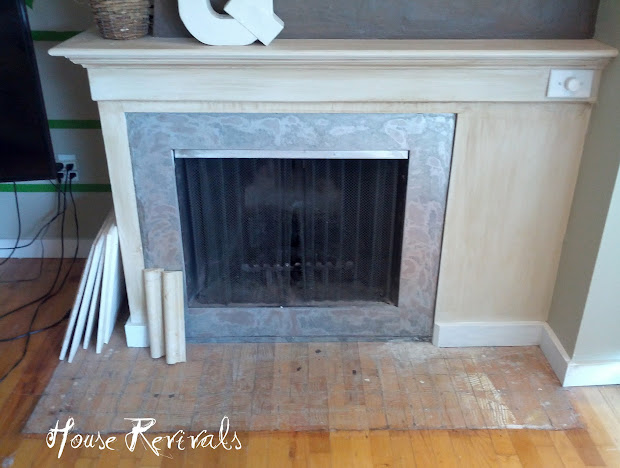 Fireplace Hearths Tile Ideas - Year of Clean Water
