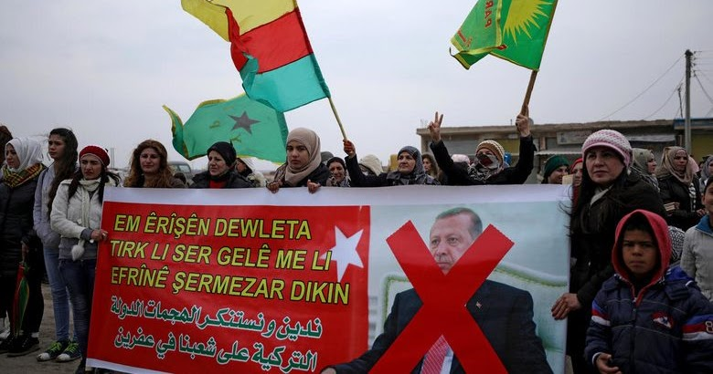 Solidarity statement with Afrin from Hugo Blanco