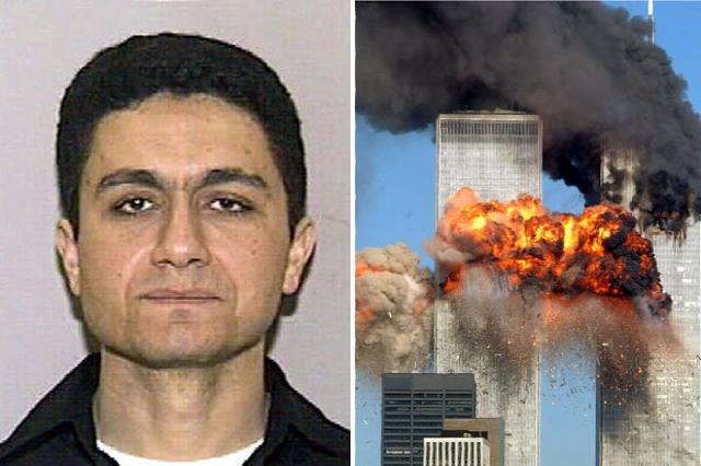 Mohamed Atta, piloto que estrelló uno de los aviones contra las Torres Gemelas