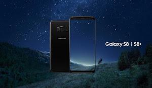 Galaxy S8 ve S8 Plus Orjinal Duvar Kağıtları İndir