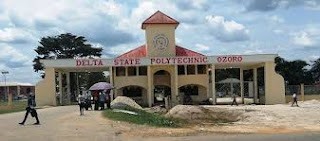 Delta State Poly Ozoro ND (Post-UTME) Admission Form - 2018/2019