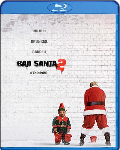 Bad Santa 2 [2016] [BD25] [Latino] [Unrated]
