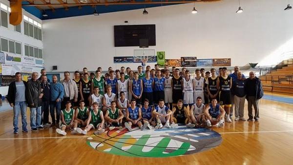 ΕΟΚ | Καμπ Ανάπτυξης Μπάσκετ Αγοριών U14 (Βόλος)
