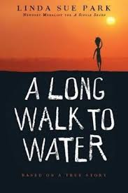 http://www.amazon.com/Long-Walk-Water-Based-Story/dp/0547577311/ref=sr_1_1?s=books&ie=UTF8&qid=1462840146&sr=1-1&keywords=a+long+walk+to+water