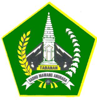 Logo | Lambang Kabupaten Tabanan