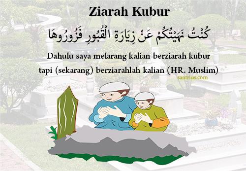 Bacaan Doa Ziarah Kubur Masuk Ke Makam Singkat Umum Lengkap
