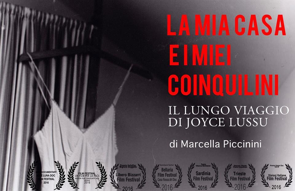 Risultati immagini per LA MIA CASA E I MIEI COINQUILINI (doc in tour 2019) Il lungo viaggio di Jotce Lussu