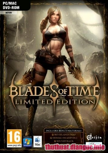 Download Game Blades of Time – SKIDROW Full Crack