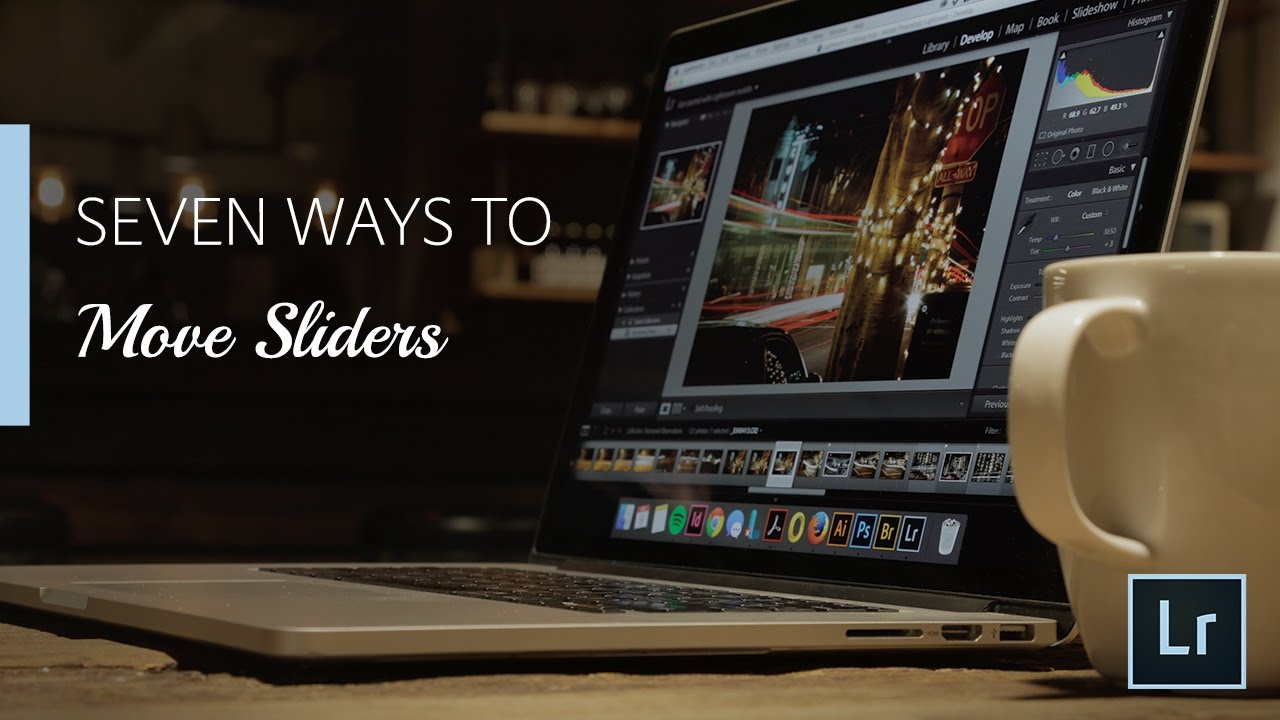 Lightroom: Seven Ways to Move Sliders