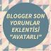 Tek Adımda Blogger Avatarlı Son Yorumlar Eklentisi