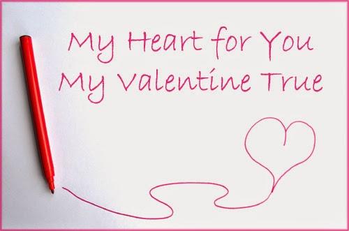 Short Valentines Day Poems 2016