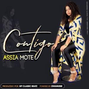 Assia Mote – Contigo (Kizomba) 2019