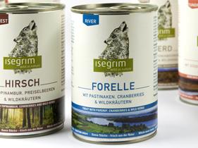 Isegrim Dog Food