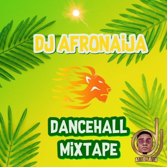 Mixtape : Dj AfroNaija – Dancehall Mixtape