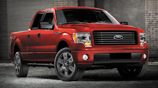 2014 F-150 STX Sport Package
