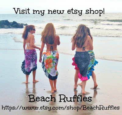 Beach Ruffles etsy shop