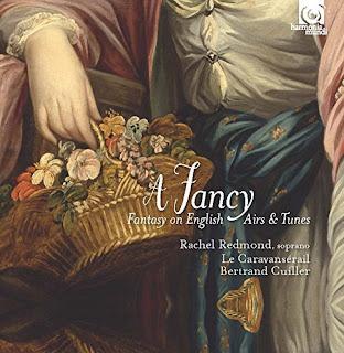 A fancy - Le Caravanserail, Bertrand Cuiller - Harmonia Mundi