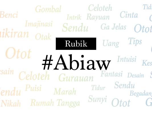 Rubrik #Abiaw, Rubrik Baru di Juvmom