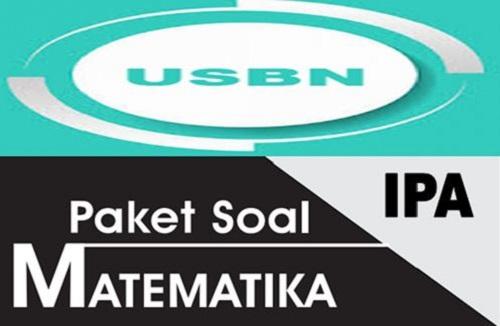 Contoh Soal USBN Matematika Dan IPA SD Tahun 2018