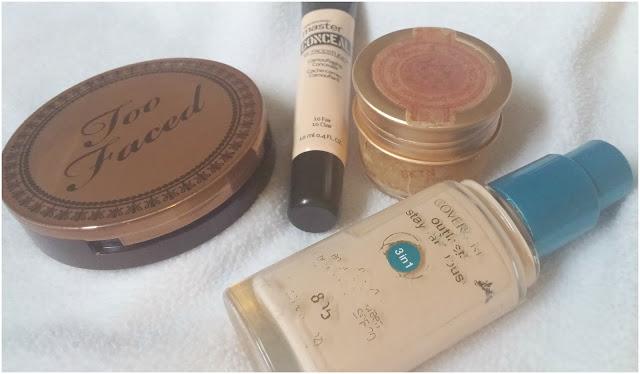FOTD Base Skin Products