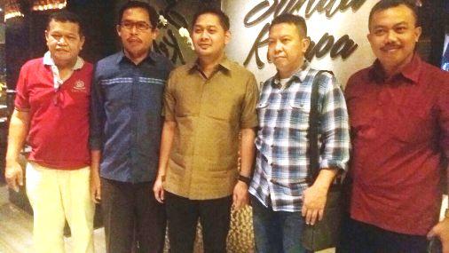 Ketua GIPI, Dan Dirut PT.Perinus, Bertemu, Bupati Kep.Selayar, Di Jakarta