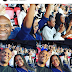 Pictures; Nigerian Billionaire Tony Elumelu and Family storm Beyonce's Formation concert